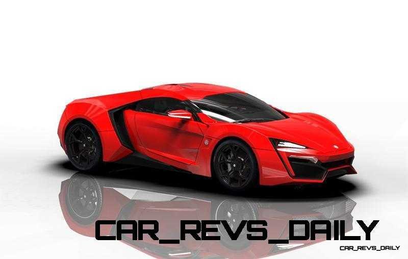 CarRevsDaily Supercars - 2014 W Motors Lykan Hypersport Colors 86