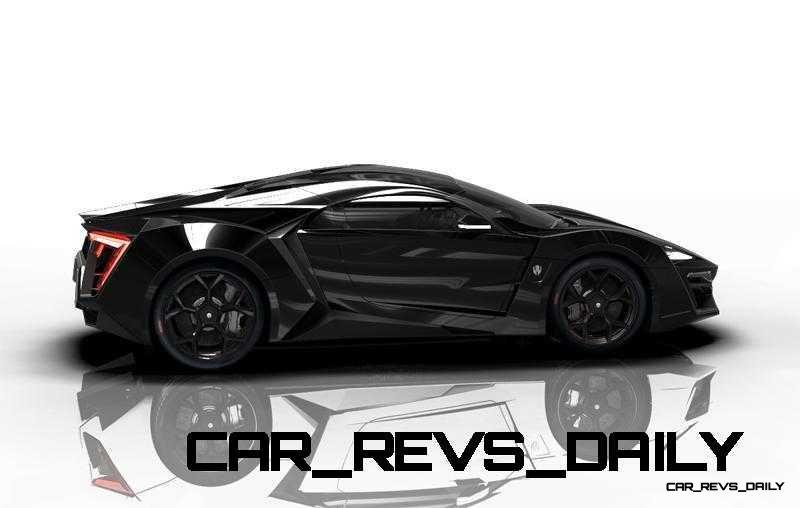 CarRevsDaily Supercars - 2014 W Motors Lykan Hypersport Colors 9