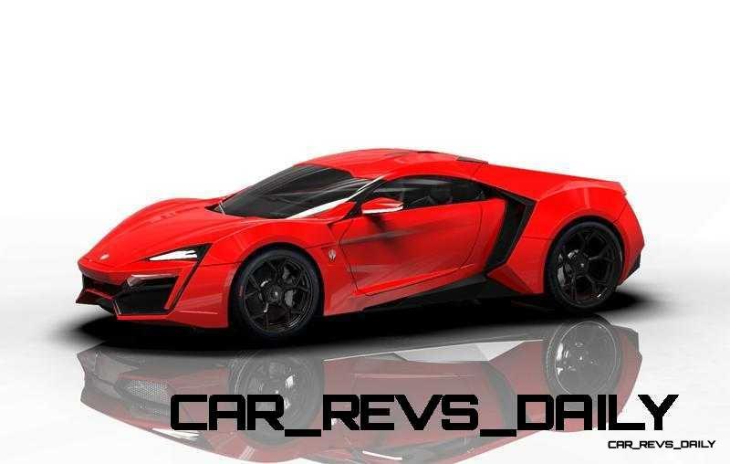 CarRevsDaily Supercars - 2014 W Motors Lykan Hypersport Colors 97