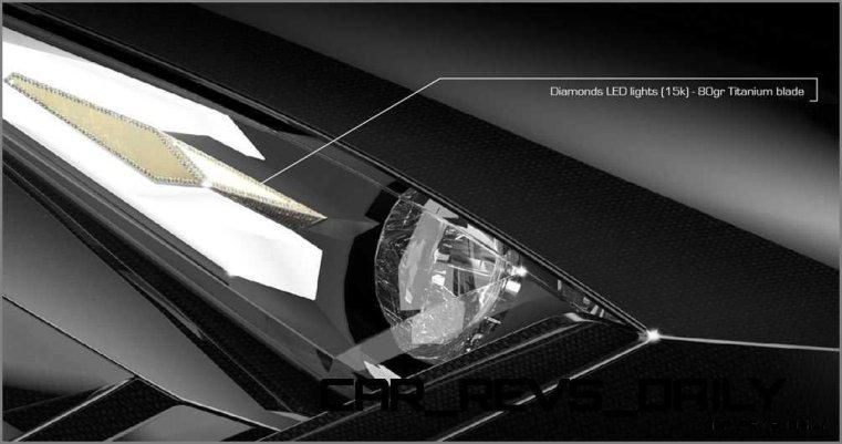 CarRevsDaily Supercars - Best of 2013 - W Motors Lykan HyperSport 4