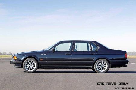 Celebrating the Evolution of the V12 BMW 7-series 27