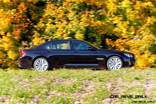 Celebrating the Evolution of the V12 BMW 7-series 68