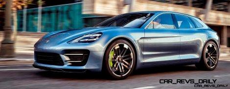 Concept Debrief - Porsche Panamera Sport Turismo 2