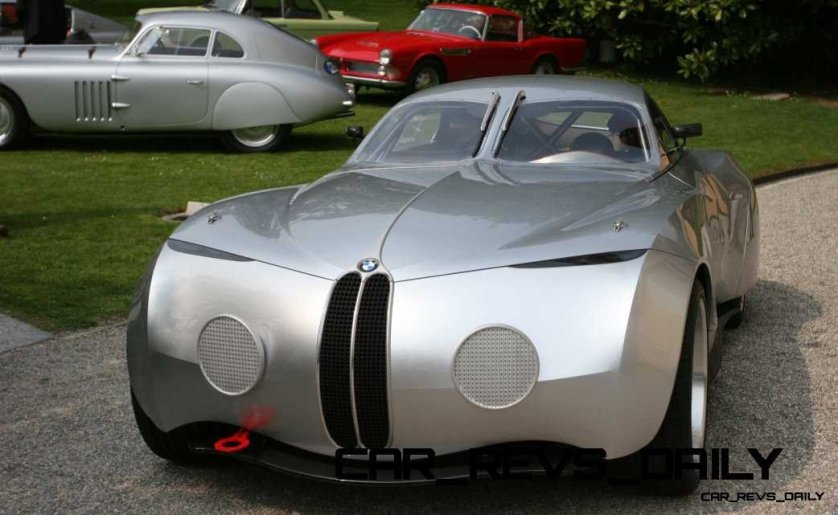Concept Flashback - 2006 BMW Mille Miglia 1