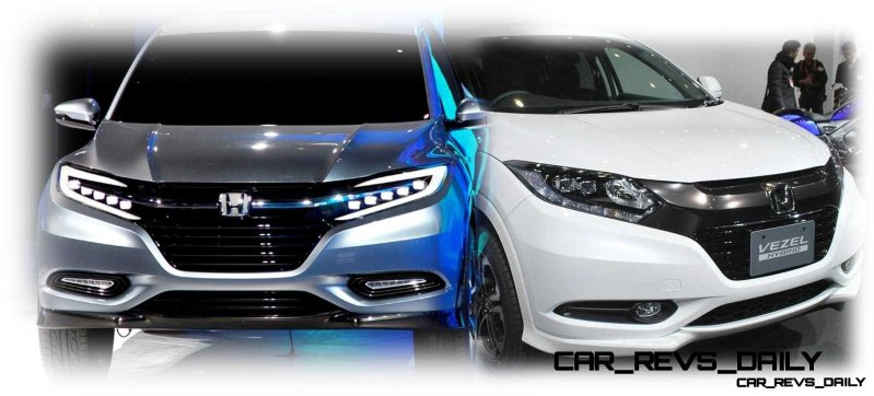 Concept to Reality, Honda Shows Good Design Momentum