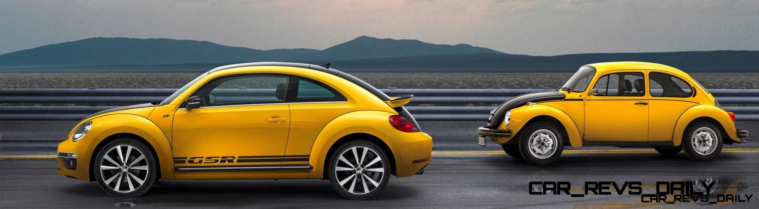 Dear VW USA - Beetle GSR is Not Cool 8