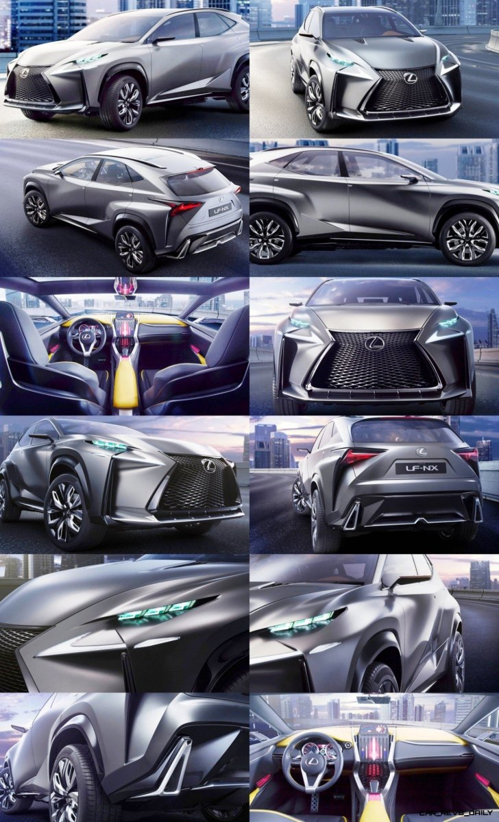 Fascinating LF-NX Turbo Concept Previews Exciting New Surfaces1-tile1