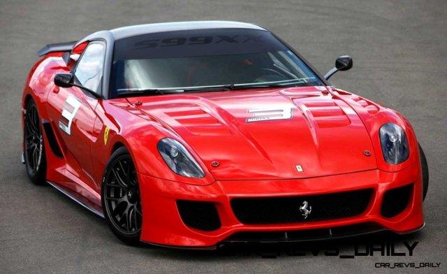 Ferrari 599XX Paris RM Auctions Feb 2014 CarRevsDaily 3