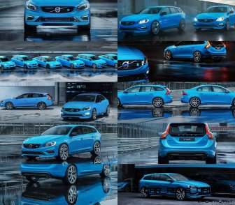 Hot New Wagons 2014 Volvo V60 14-tile