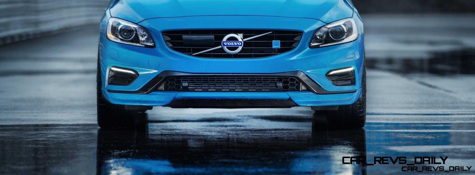 Hot New Wagons 2014 Volvo V60 14
