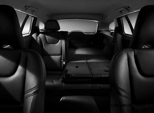 Hot New Wagons 2014 Volvo V60 R-Design 2