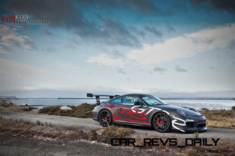 ItzKirb Captures the Wild Graphics of this Porsche 911 GT3 RS 10
