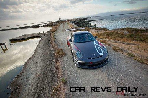 ItzKirb Captures the Wild Graphics of this Porsche 911 GT3 RS 2