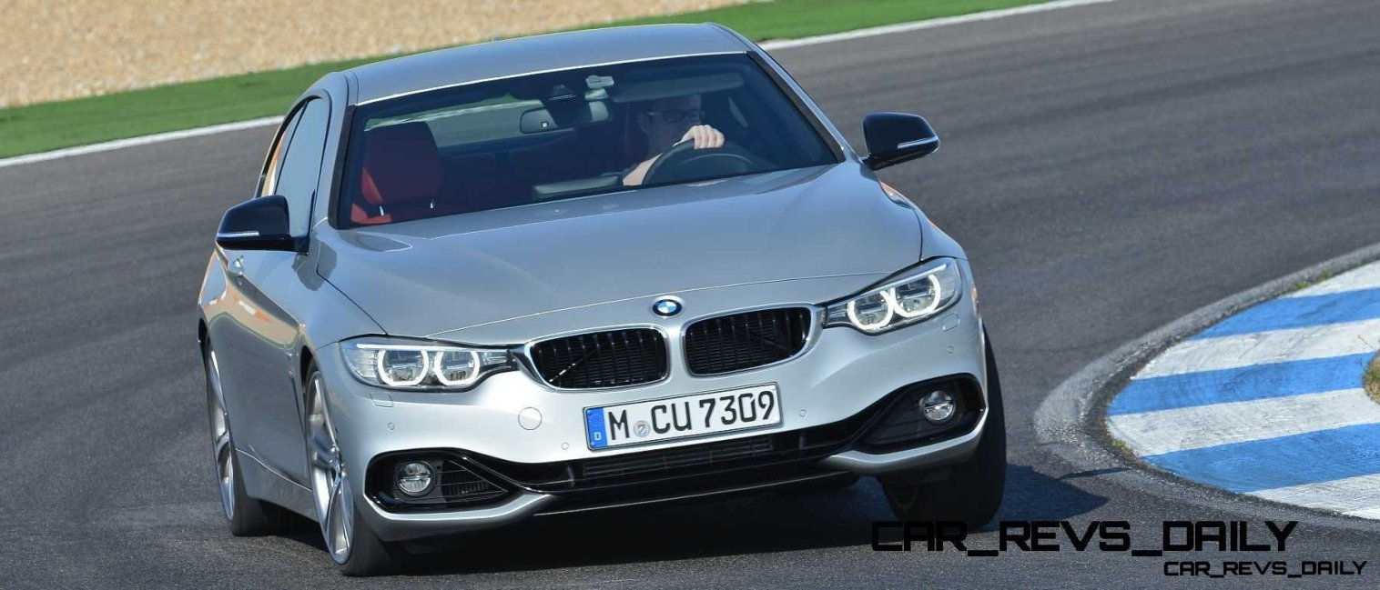 Latest BMW 435i Track Photos Show Beautiful Proportions 18