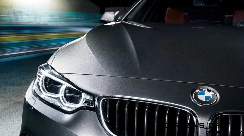 Latest BMW 435i Track Photos Show Beautiful Proportions 19