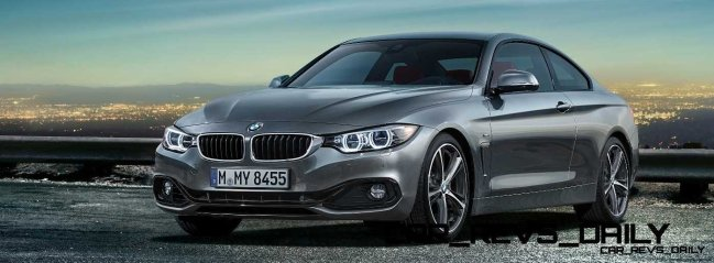 Latest BMW 435i Track Photos Show Beautiful Proportions 30