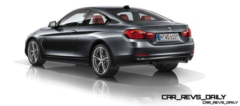 Latest BMW 435i Track Photos Show Beautiful Proportions 66