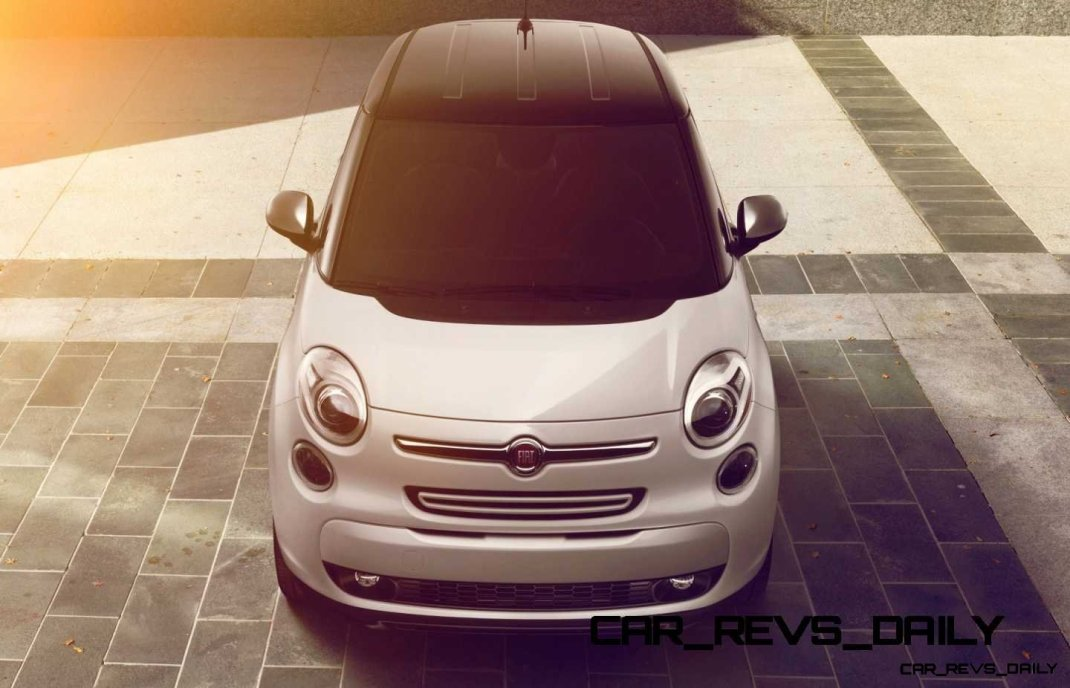 Latest Real-Life Photos Show a Much Cuter 2014 Fiat 500L 29