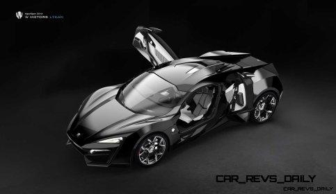 Lykan HyperSport 2013_Black Edition OpenDoor