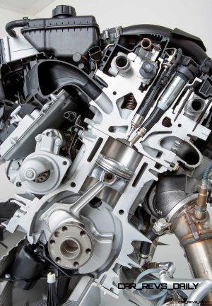New BMW M3/M4 Engine Crank Case and Cylinder Head