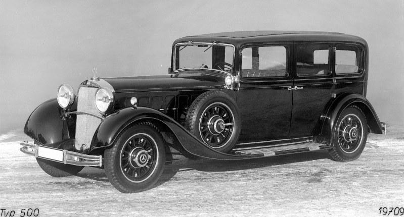 S-Class Retrospective - 1904 to Present 24