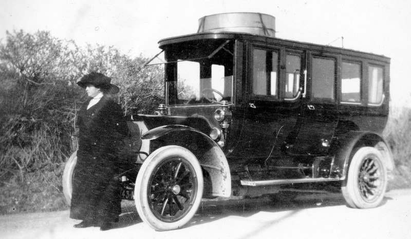S-Class Retrospective - 1904 to Present 25
