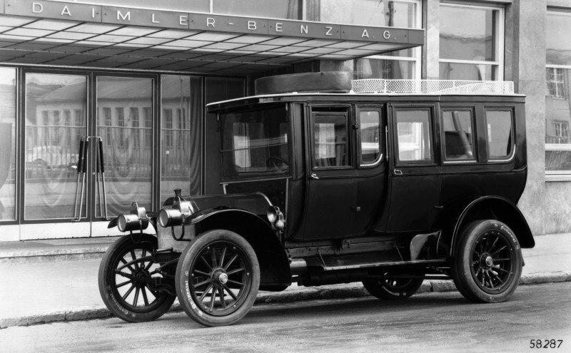 S-Class Retrospective - 1904 to Present 64