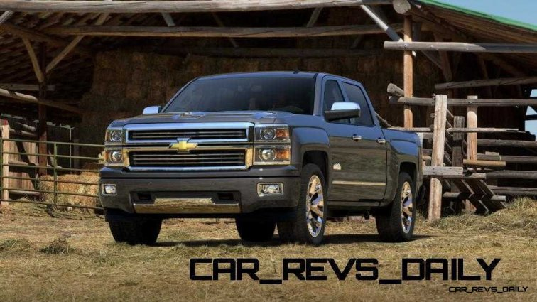 Silverado High Country Visualizer - Colors and 22-inch Wheels Galore10