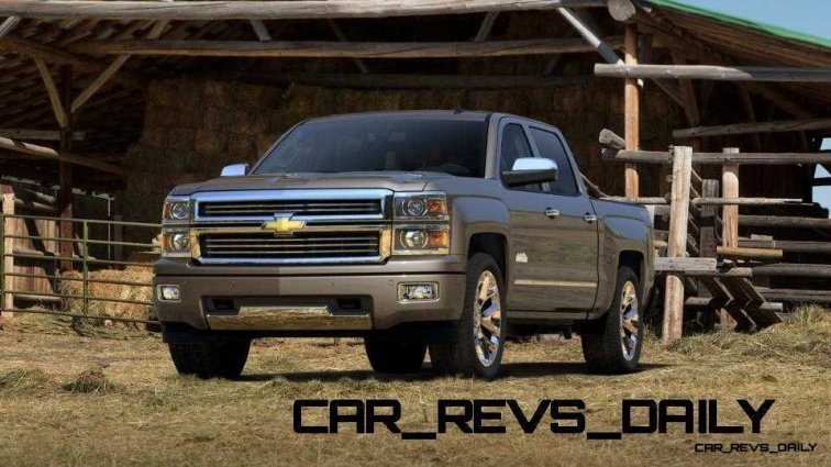 Silverado High Country Visualizer - Colors and 22-inch Wheels Galore29