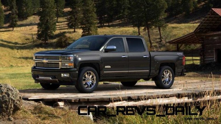 Silverado High Country Visualizer - Colors and 22-inch Wheels Galore42