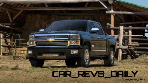 Silverado High Country Visualizer - Colors and 22-inch Wheels Galore44
