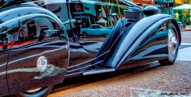 Steve Sexton Photographs the 1925-34 Rolls-Royce Phantom I Round Door Aero Coupe 2