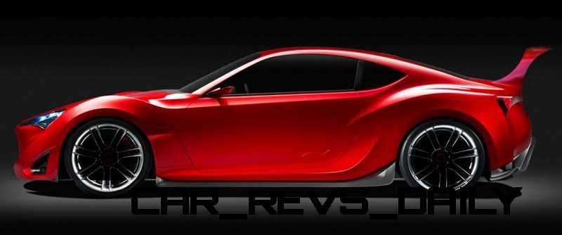 Toyota Supra Past and Future 2015 Supra Renderings 32