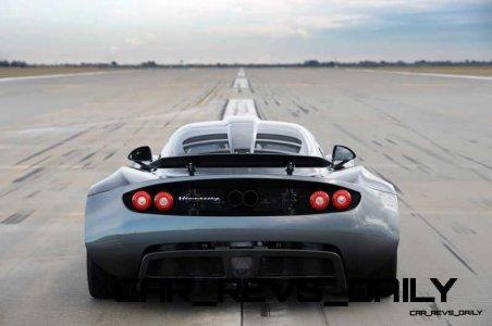 Venom GT Guinness World Record Fastest Car 7