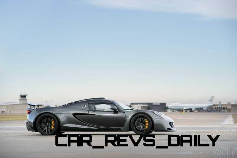 Venom GT Guinness World Record Fastest Car 9