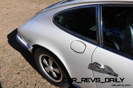 White 1972 Porsche 911S for sale in Raleigh NC 24
