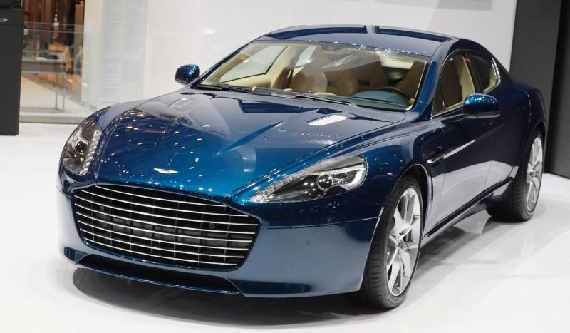 2014 Aston Martin Rapide S Geneva 3