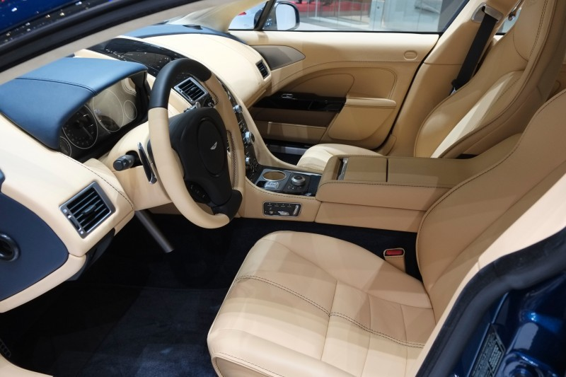 2014 Aston Martin Rapide S Geneva 5