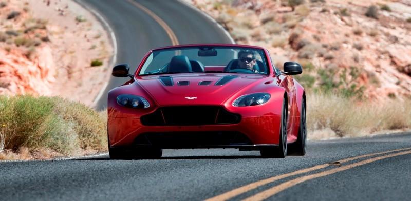 2014 Aston Martin V12 Vantage S Roadster 12