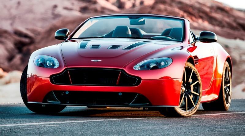 2014 Aston Martin V12 Vantage S Roadster 5