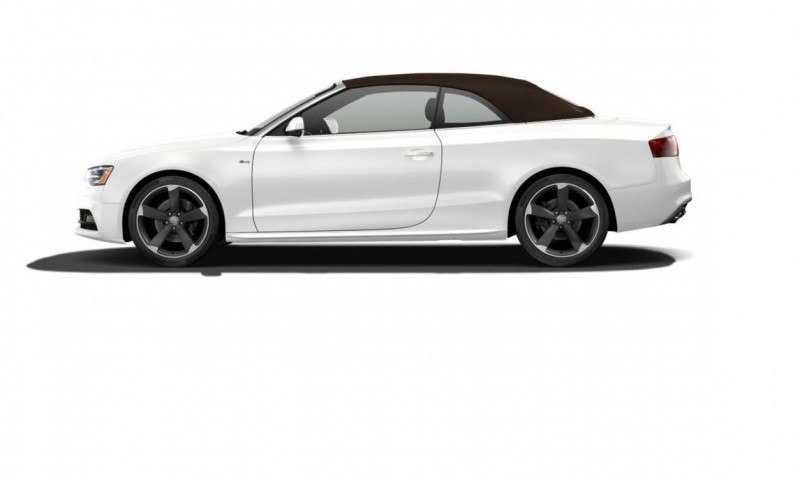 2014 Audi A5 Sport Package Cabriolet COLORS 11