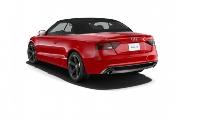 2014 Audi A5 Sport Package Cabriolet COLORS 22
