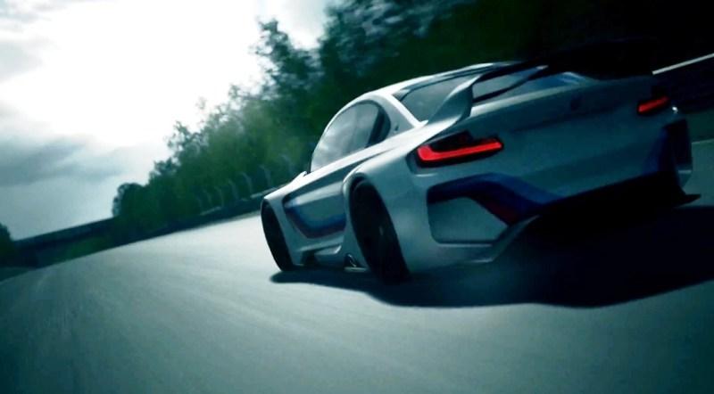2014 BMW Vision Gran Turismo is 550HP Dream M4 CSL Widebody 12