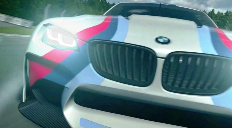 2014 BMW Vision Gran Turismo is 550HP Dream M4 CSL Widebody 19