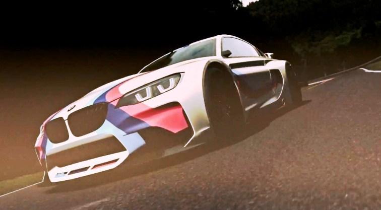 2014 BMW Vision Gran Turismo is 550HP Dream M4 CSL Widebody 31