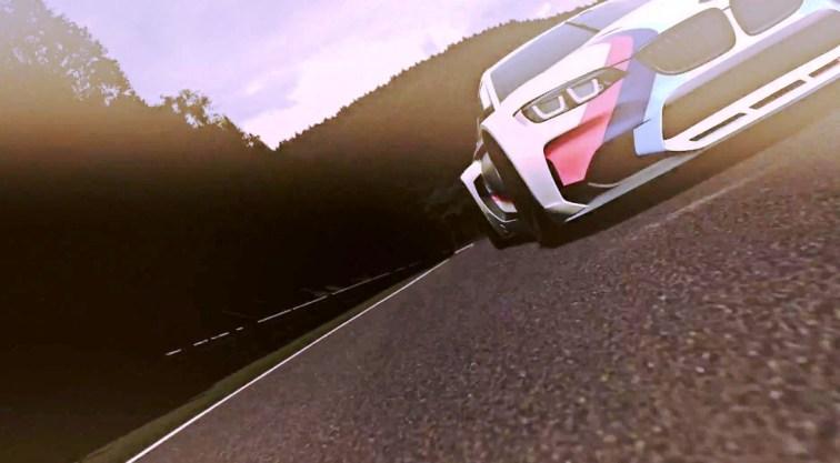 2014 BMW Vision Gran Turismo is 550HP Dream M4 CSL Widebody 32