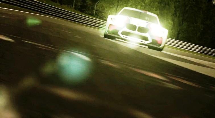2014 BMW Vision Gran Turismo is 550HP Dream M4 CSL Widebody 38