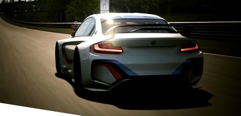 2014 BMW Vision Gran Turismo is 550HP Dream M4 CSL Widebody 50