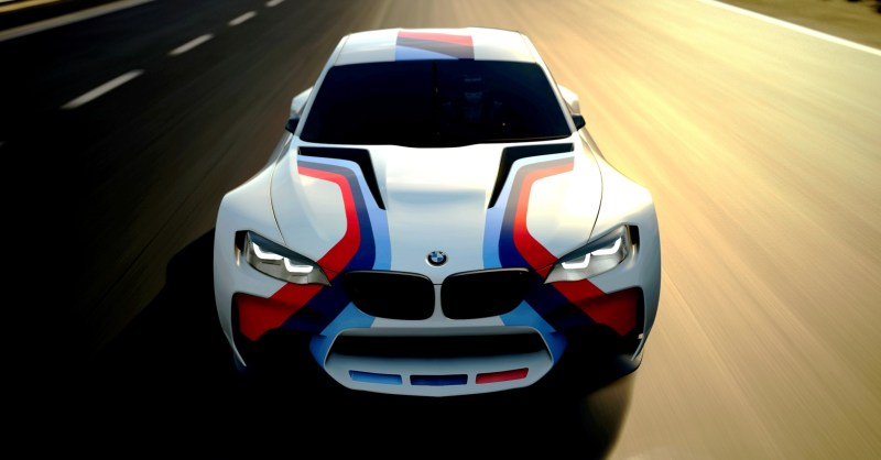 2014 BMW Vision Gran Turismo is 550HP Dream M4 CSL Widebody 51