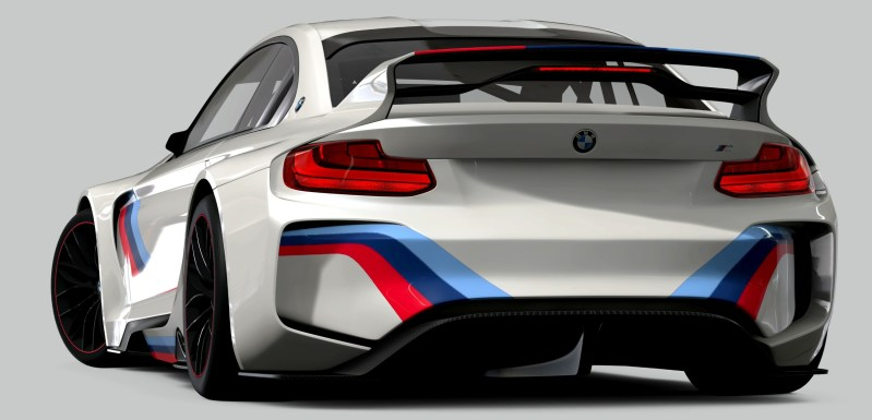 2014 BMW Vision Gran Turismo is 550HP Dream M4 CSL Widebody 58